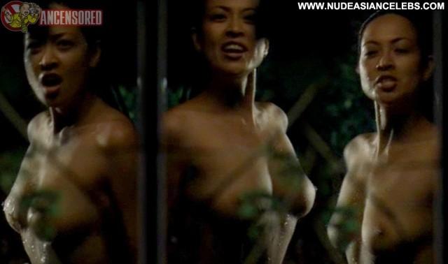 Marie Cruz Bruiser Sexy Beautiful Hot Sultry Asian Celebrity Brunette
