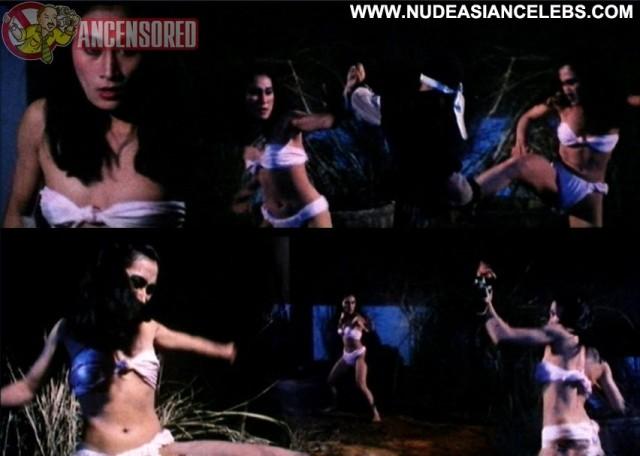Alice Tseng Ninja The Final Duel Brunette Asian International Pretty