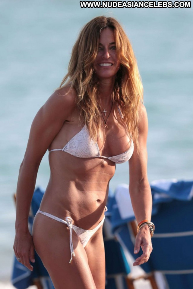 Kelly Bensimon Celebrity Posing Hot Beautiful Paparazzi Bikini Babe