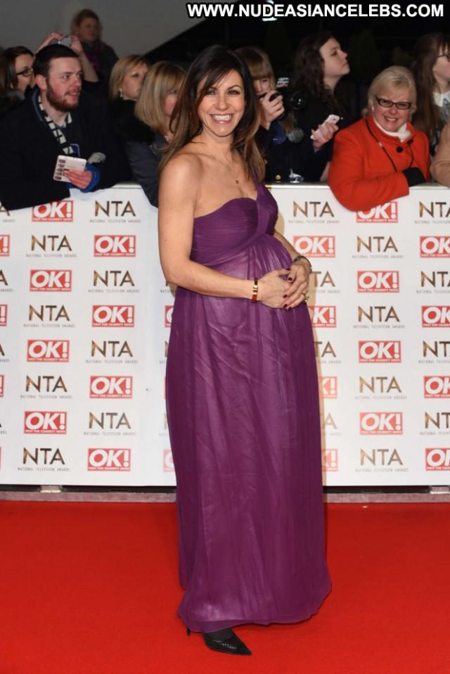 Julia Bradbury London Beautiful Awards Babe Paparazzi Celebrity Bra