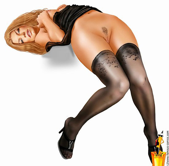 black eyed peas singer fergie fantasy stockings