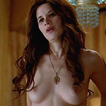 Lucy Griffiths who played Nora Gainesborough nude