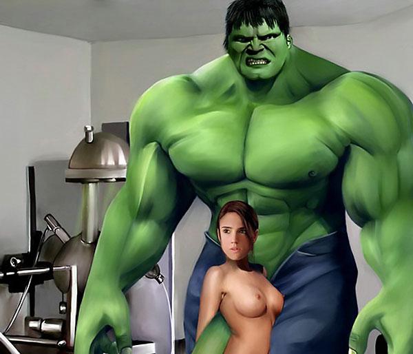hulk avengers sex fantasy