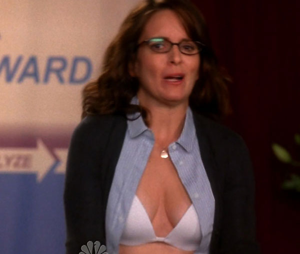 sarah palin impersonator tina fey boobs