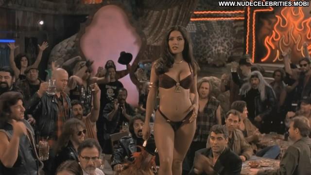 Salma Hayek Nude Sexy Scene From Dusk Till Dawn Mexican Cute