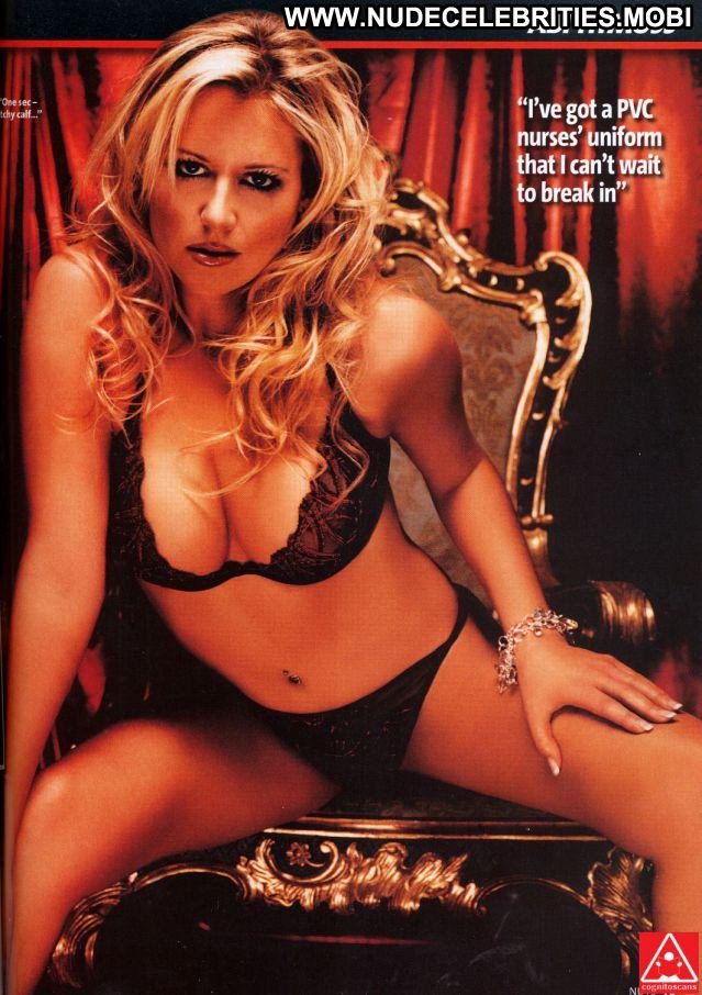 Abi Titmuss Nude Sexy Scene British Big Tits Blonde Actress