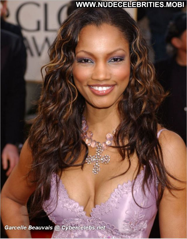 Garcelle Beauvais Sexy Babe Celebrity Sexy Dress Hot Posing Hot Nude