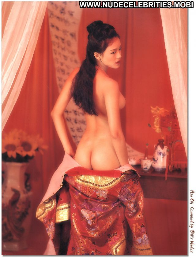 Hsu Chi Nude Posing Hot Pussy Asian Hot Celebrity Cute Posing Hot