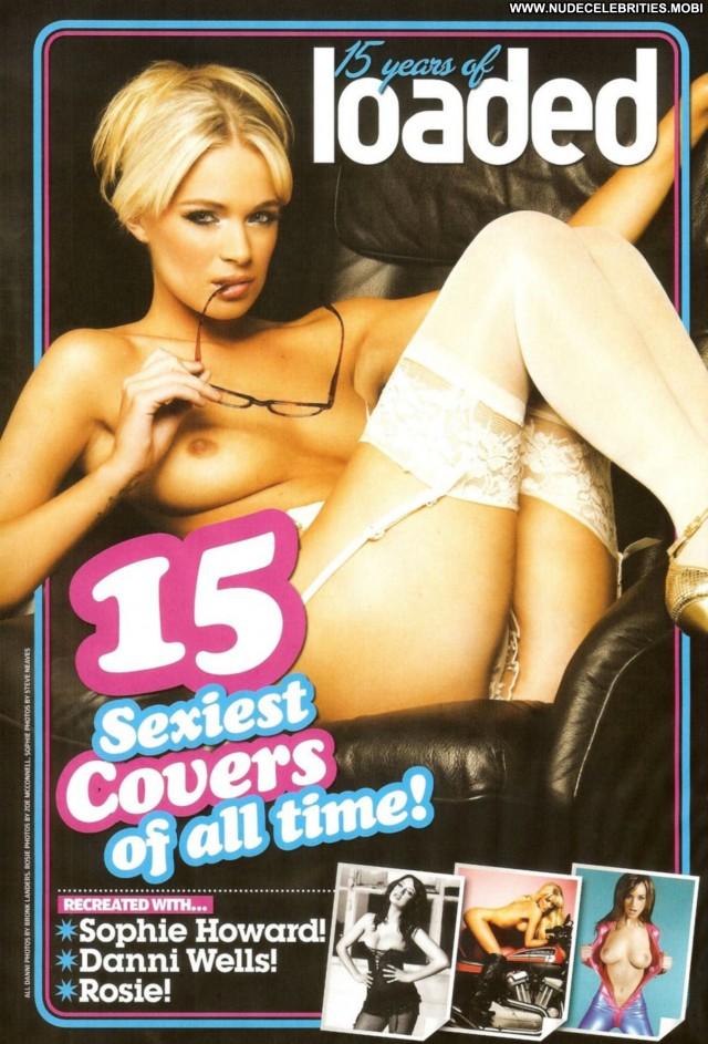 Years Of Loaded Loaded Magazine June Posing Hot Celebrity Nude Scene