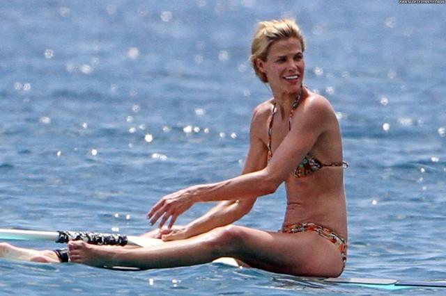 Brooke Burns The Beach Posing Hot High Resolution Beach Babe Bikini