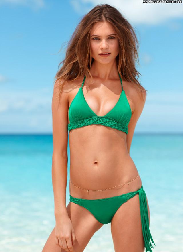 Behati Prinsloo Victorias Secret Swimwear Jan Posing Hot Celebrity Hd