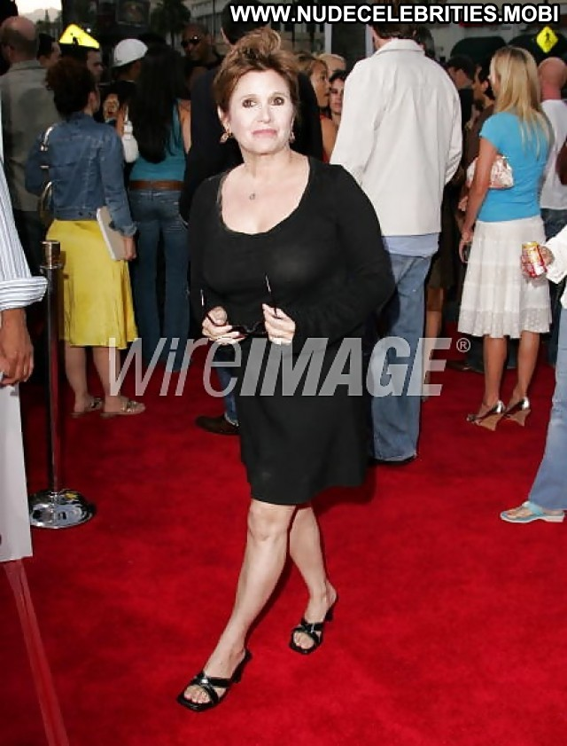 Carrie Fisher Pictures See Through Milf Celebrity Tits