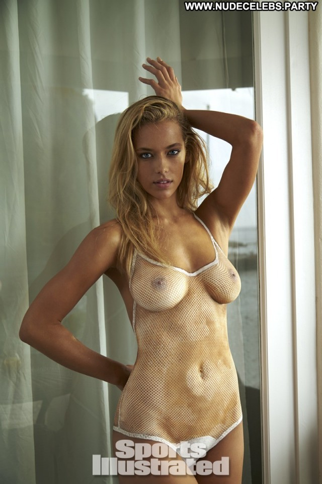 Hannah Ferguson Sports Illustrated Swimsuit See Through Boobs Sports