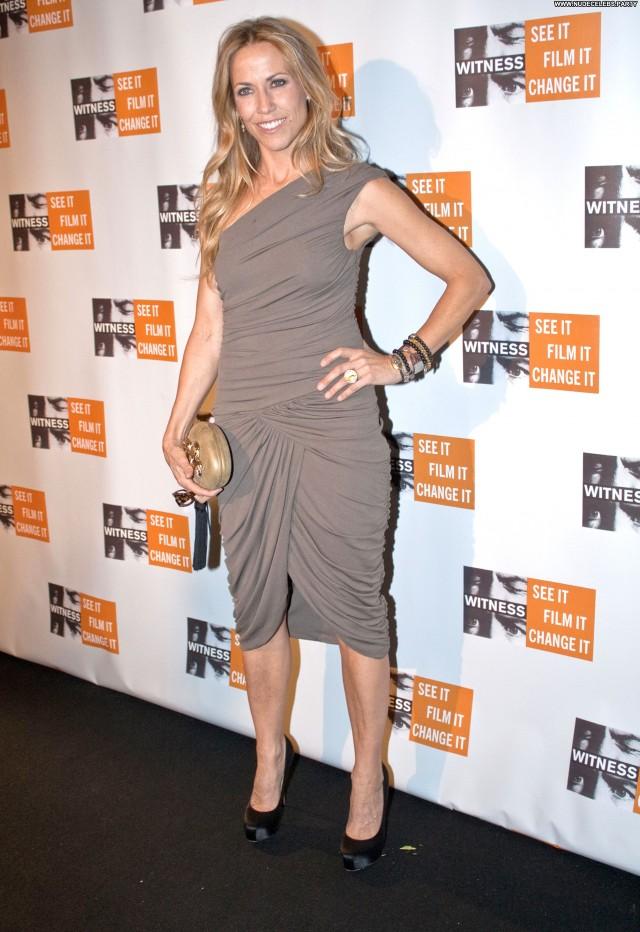 Sheryl Crow New York Celebrity New York Posing Hot Sexy Concert
