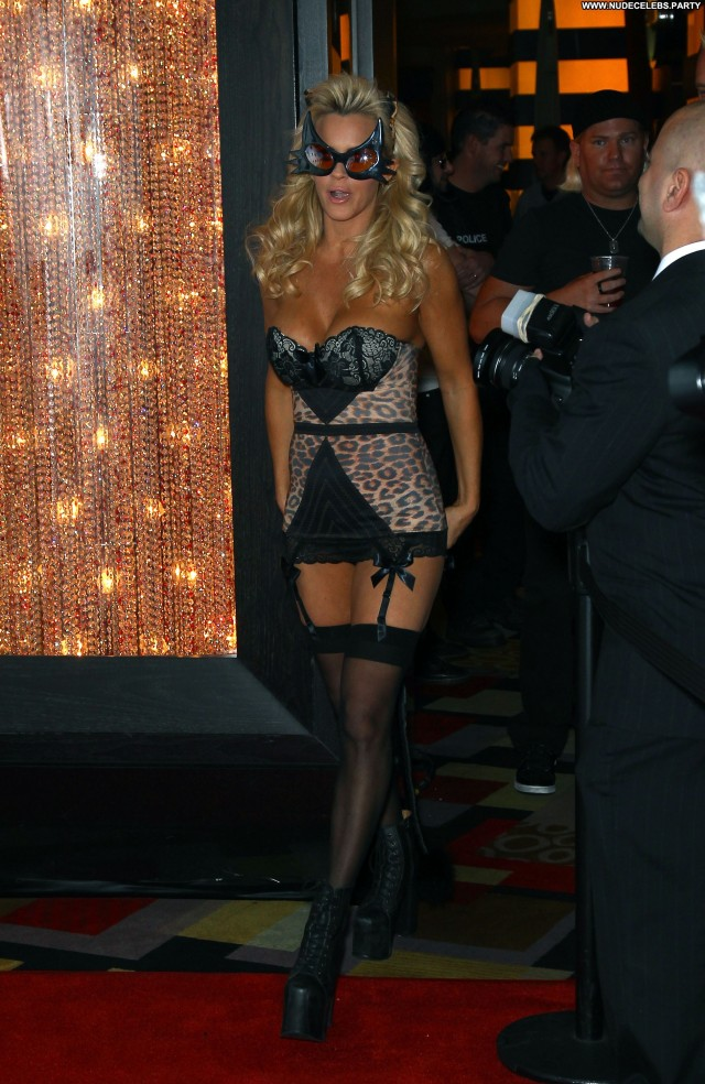 Jenny Mccarthy Las Vegas Sultry Halloween Birthday Hollywood