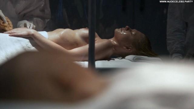 Alexandra Gordon Hemlock Grove Skinny Celebrity Small Tits Brunette
