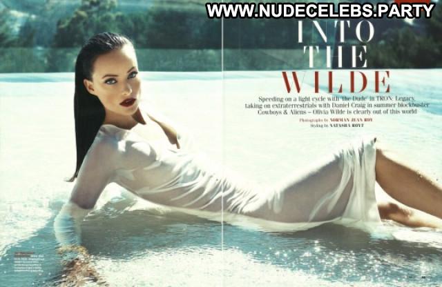 Olivia Wilde Gq Magazine Magazine Celebrity Posing Hot Beautiful Wild