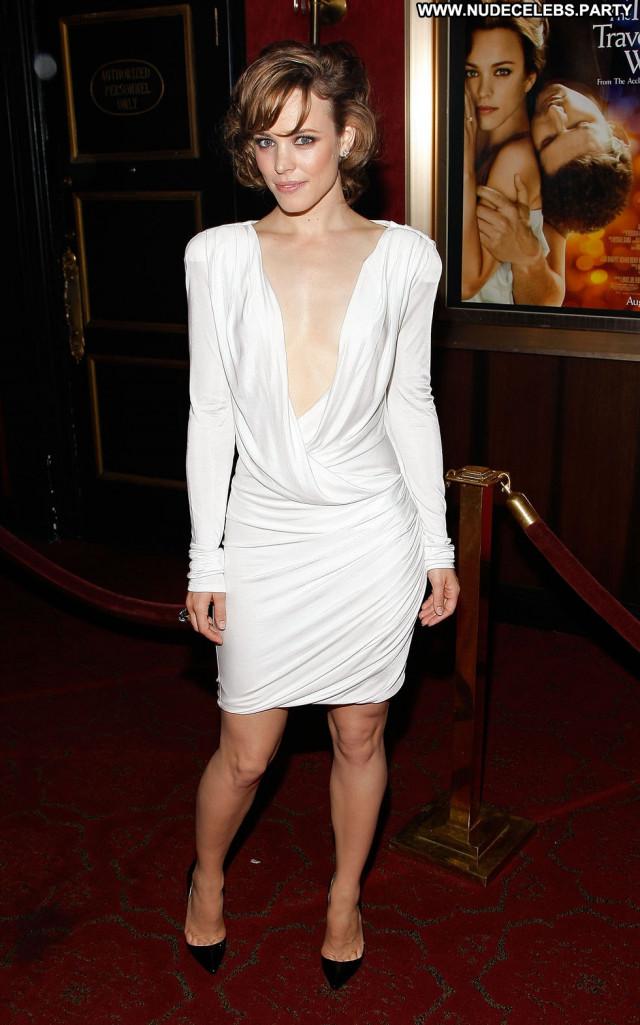 Rachel Mcadams New York Posing Hot Beautiful New York Celebrity Babe