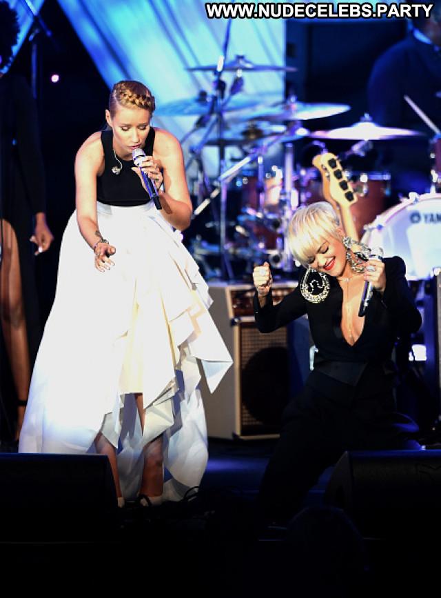 Rita Ora Los Angeles Angel Los Angeles Celebrity Posing Hot Babe