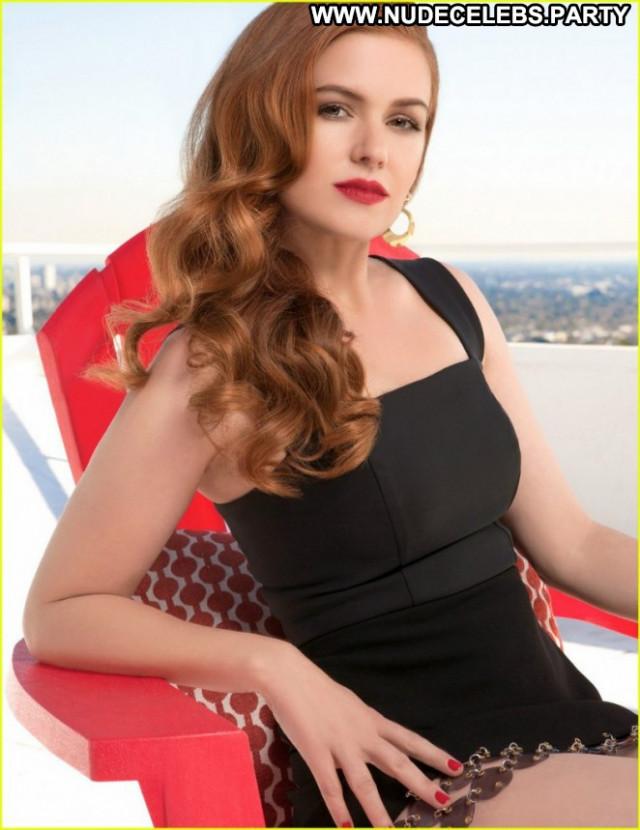 Isla Fisher V Magazine Posing Hot Magazine Celebrity Babe Paparazzi