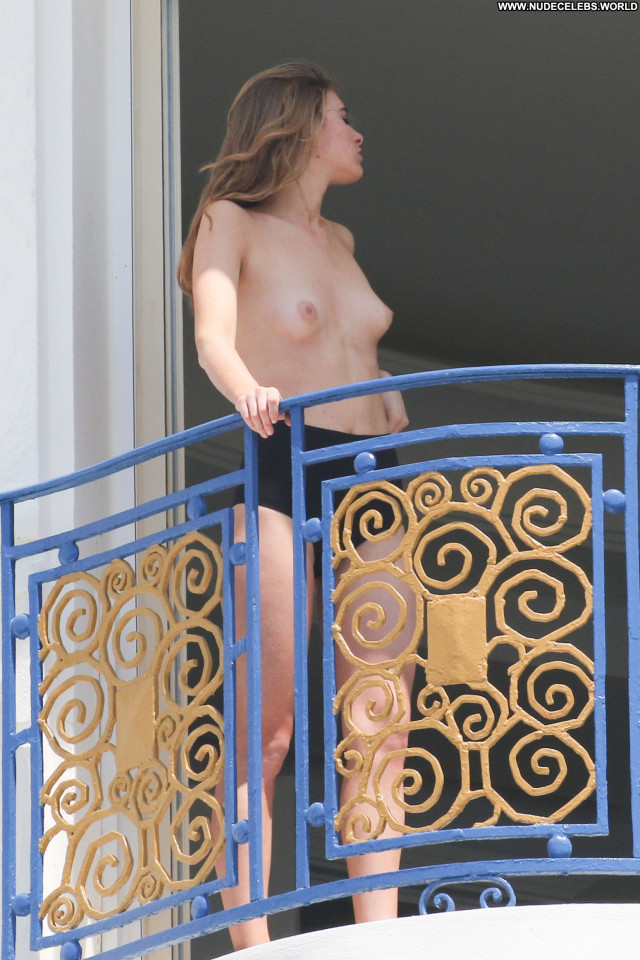 Replies Cannes Film Festival Balcony Posing Hot Hot Sexy Celebrity