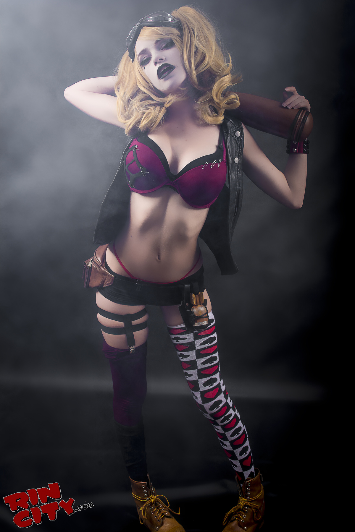 Free harley quinn nude pics consider, that