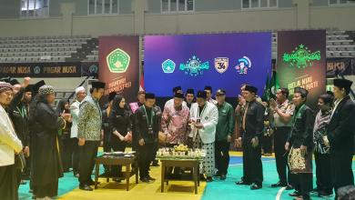 Photo of Moment Kejurnas dan Festival III, Kiai Said Puji Kekompakan Pagar Nusa.
