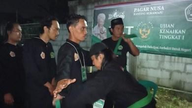 Photo of 18 Pendekar Pagar Nusa Naik Kelas, Siap Jaga Kiai dan Negeri