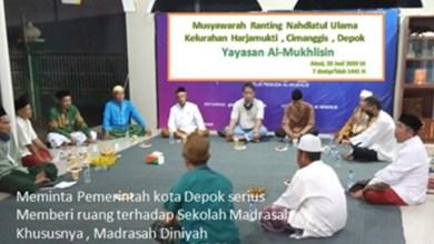 Photo of PRNU Hajarmukti Sampaikan Pentingnya Madrasah Diniyah di Depok