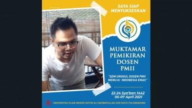 Photo of Kala Ketua LPBH NU Depok Ikut Semarakan Muktamar Pemikiran Dosen PMII