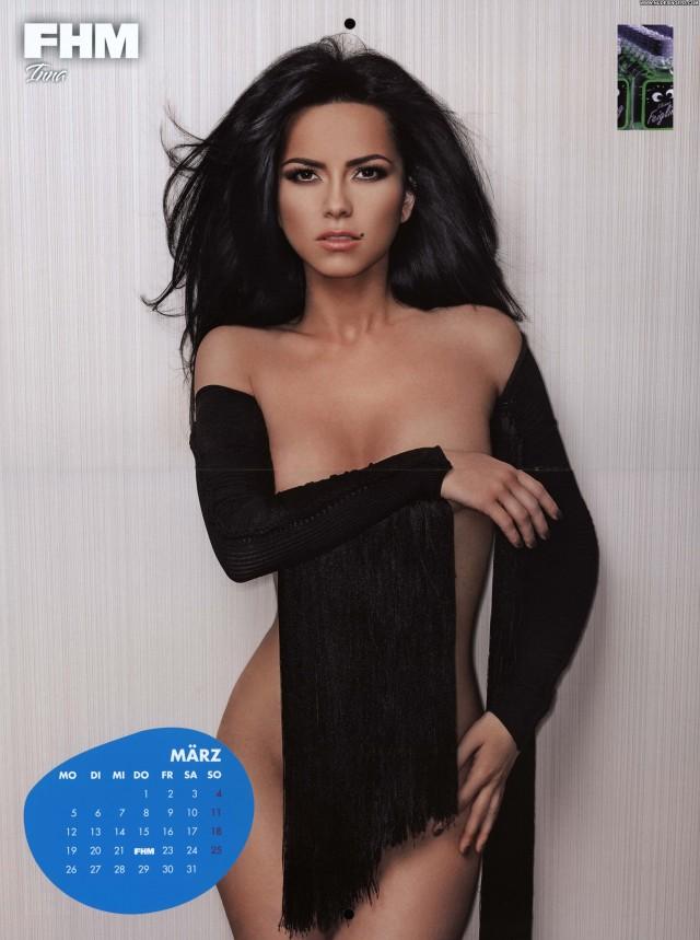 Elena Alexandra Apostoleanu Miscellaneous Brunette Medium Tits Singer