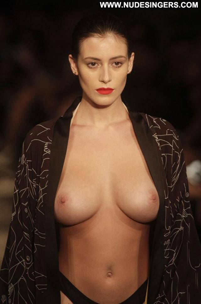 Alejandra Guilmant Mercedes Benz Fashion Week Fashion Celebrity