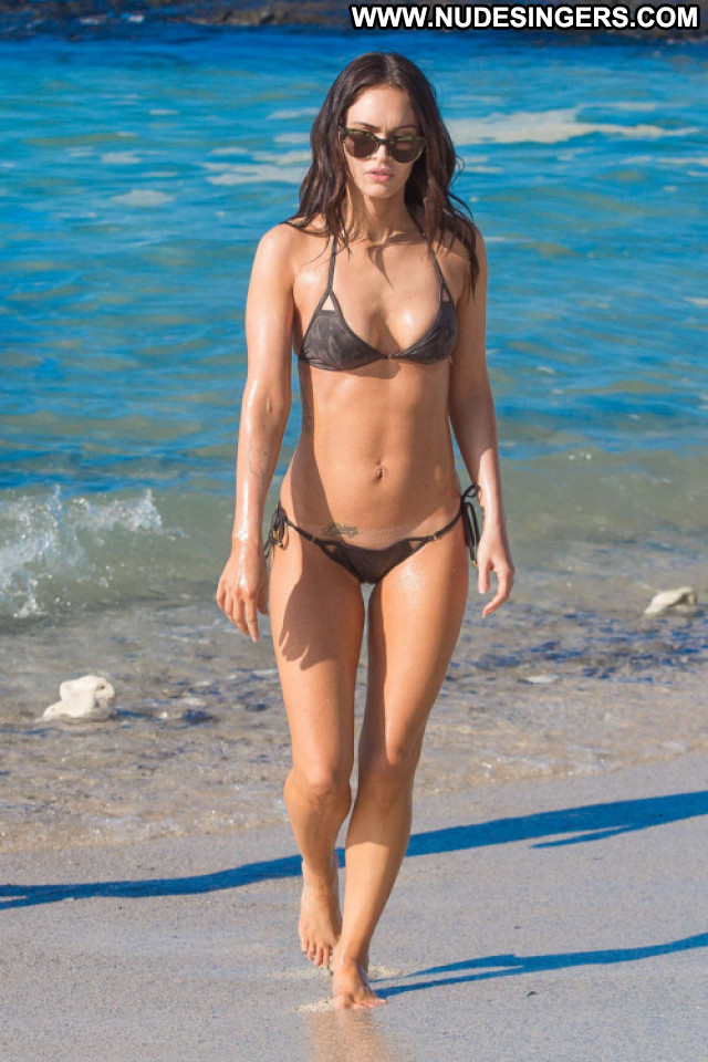 Megan Fox The Beach Dad Hot Glamour Spa Reality Perfect Babe