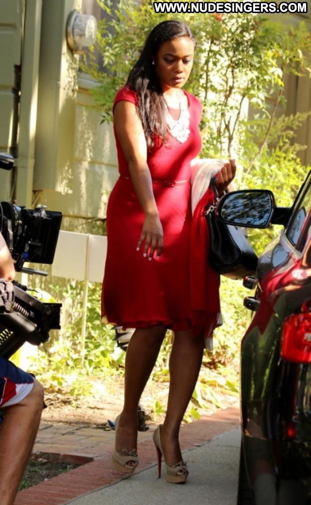 Tatyana Paparazzi Beautiful Celebrity Posing Hot Babe Christmas
