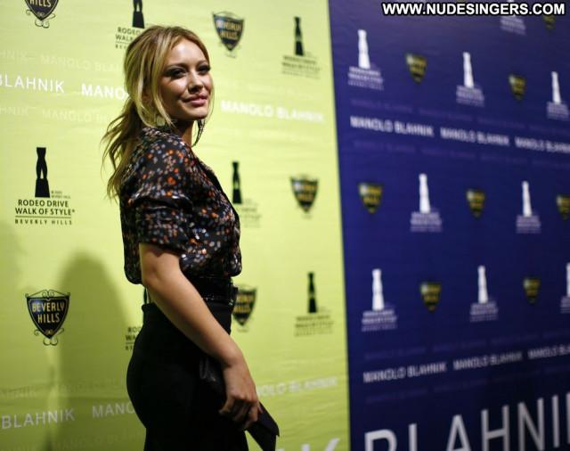 Hilary Duff Los Angeles Angel Babe Celebrity Paparazzi Los Angeles