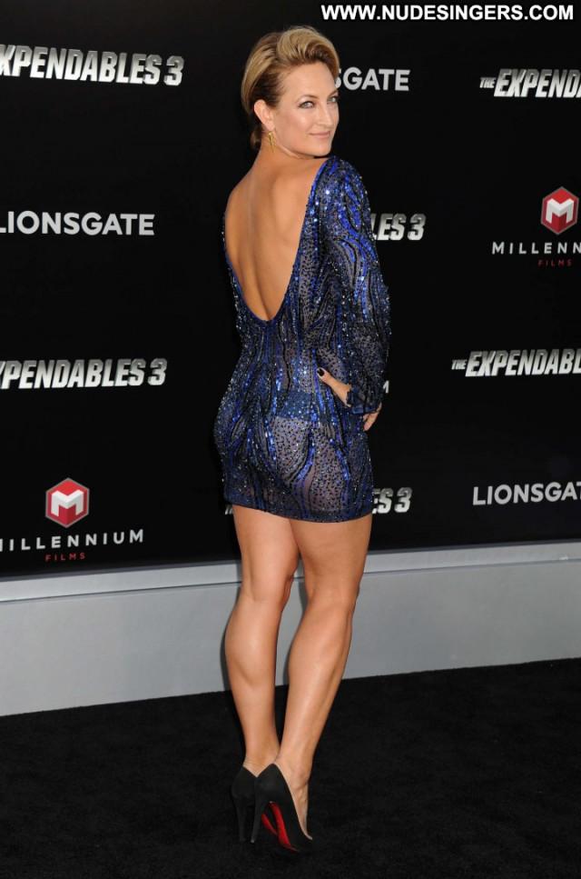 Zoe Bell The Ex Beautiful Paparazzi Hollywood Babe Celebrity Posing