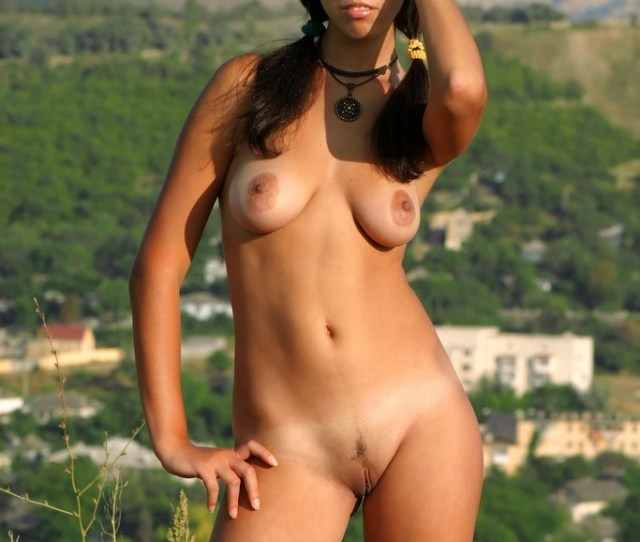 Chubby Indian Lady Naked Watch Sexy Nude Native American