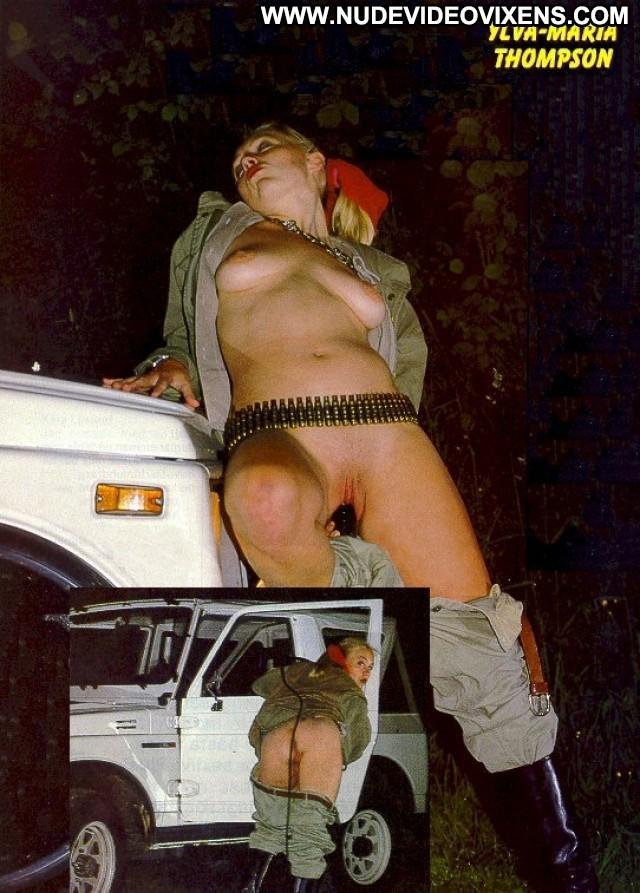 Ylva Maria Thompson Miscellaneous Beautiful Hot Medium Tits Doll