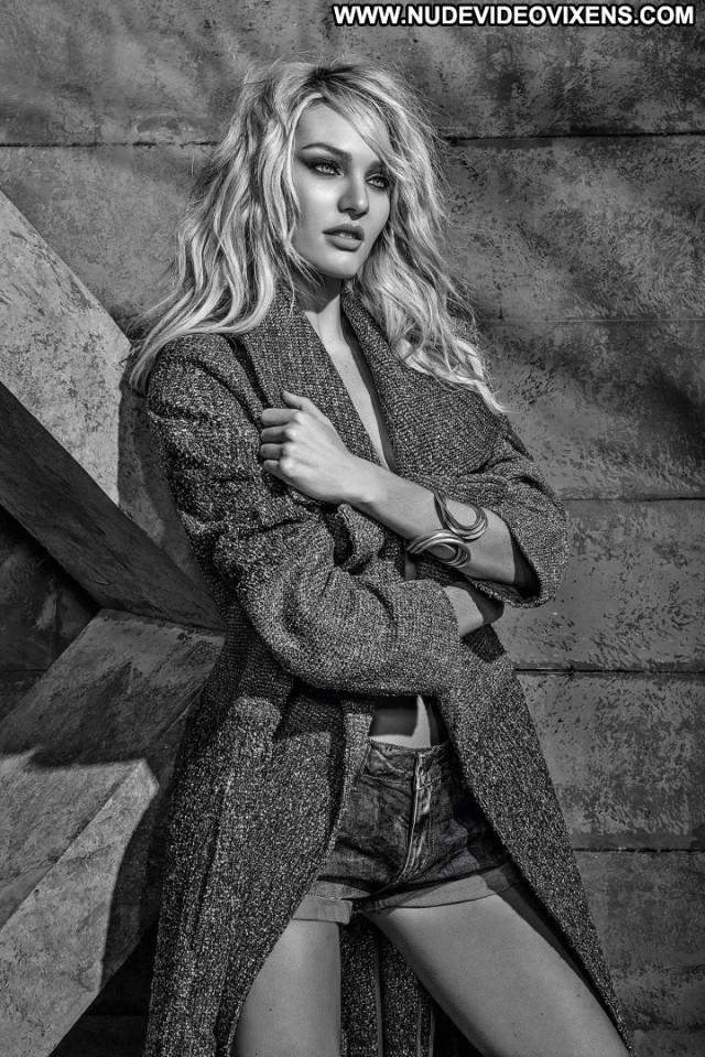 Candice Swanepoel Um Magazine Beautiful Babe Magazine Posing Hot