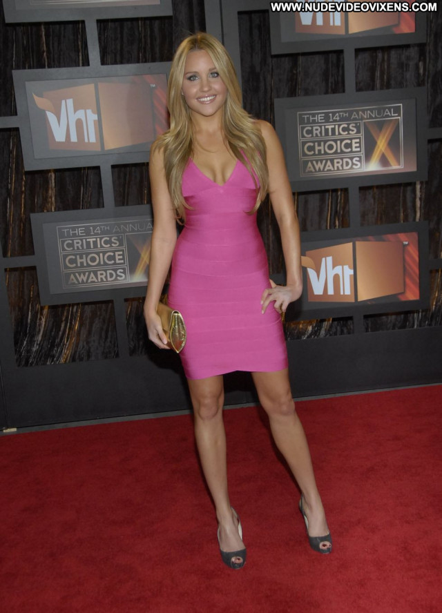 Amanda Bynes Critics Choice Awards Babe Awards Beautiful Celebrity
