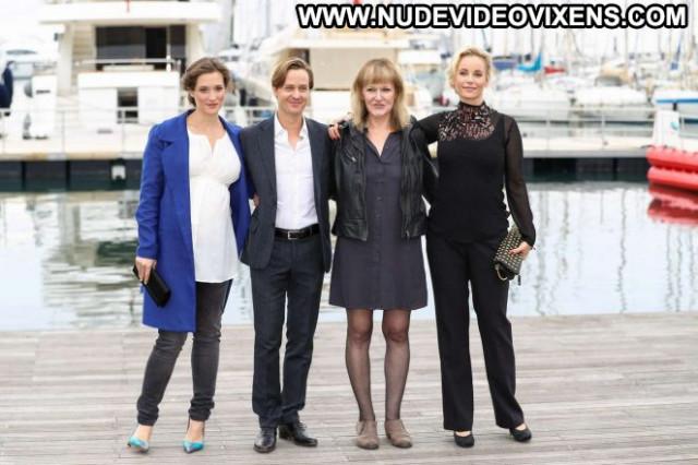 Friederike Becht Babe Paparazzi Beautiful Posing Hot Celebrity