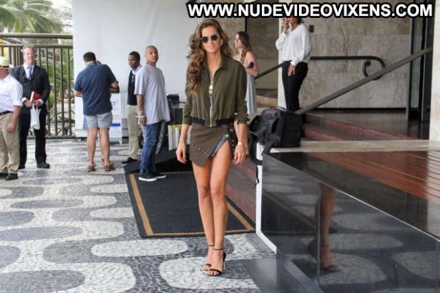 Izabel Goulart Hot Posing Hot Hotel Babe Celebrity Paparazzi