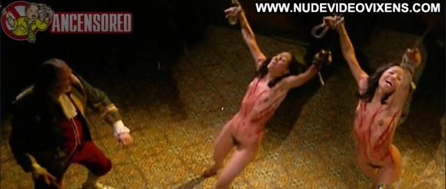 Iolanda Mascitti Nude For Satan Ebony Brunette Posing Hot Beautiful