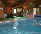 Silverleigh Naturist Club pool