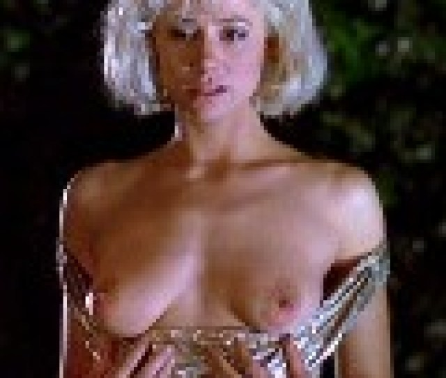 Mira Sorvino Nude In Norma Jean Marilyn