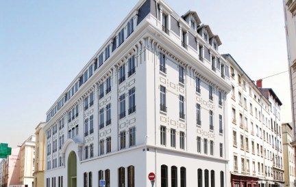 residence immobilier lyon IIe