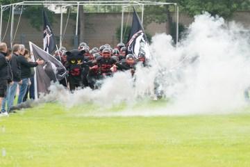 Düsseldorf Panther vs Düsseldorf Typhoons