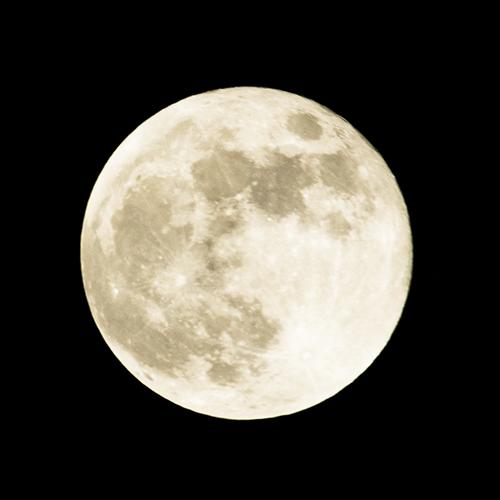Blue Moon Januar 2018