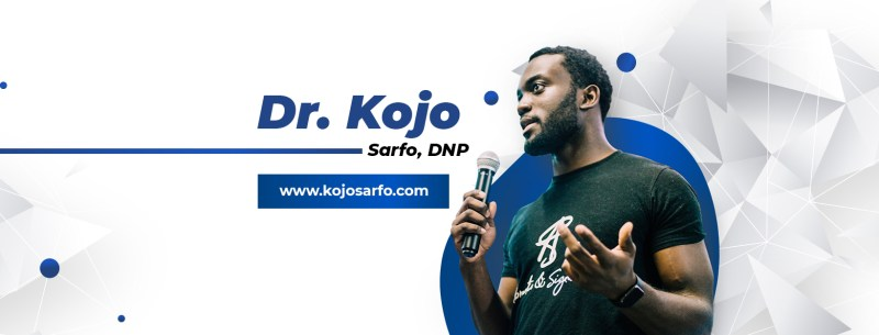 Dr Kojo Sarfo cover photo