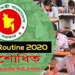 ssc revise routine 2020